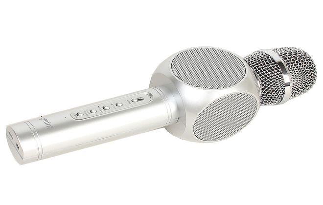 как работает караоке-микрофон