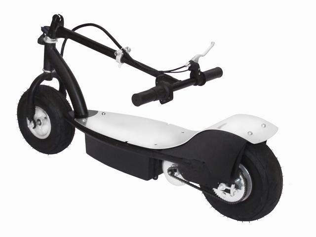 складной электрический скутер